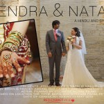 Jitendra and Natalie Poster